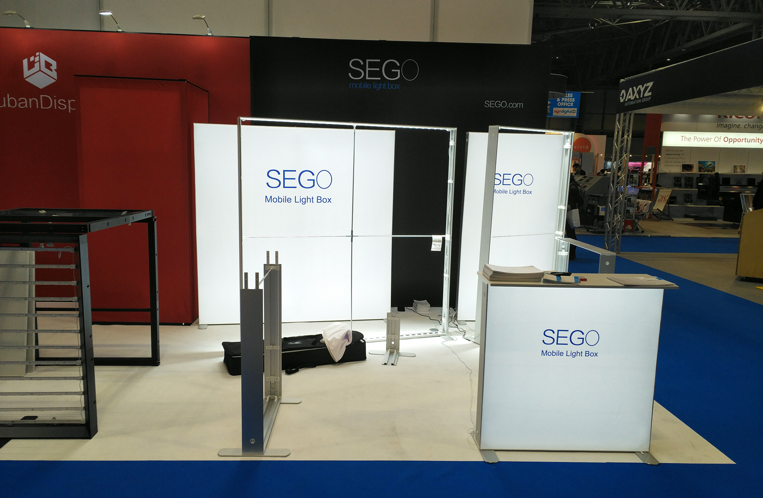 1 SEGO on Sign&Digital UK